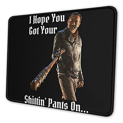 Atsushi The Walking Dead The Mouse Pad with Stitched Edge Premium-Textured Mouse Mat Rectangle Non-Slip Rubber Base Gaming Vertical Mouse Pad,for Laptop Computer & Pc