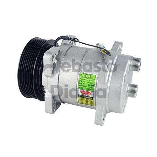 Webasto Compressor Air Conditioner 62015201B