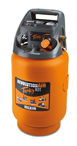 RevolutionAIR Tanky Luftspeicher, orange