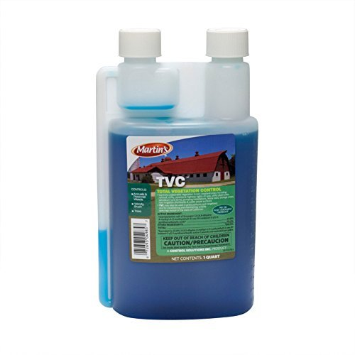 TVC Total Vegetation Control Nonselective Herbicide