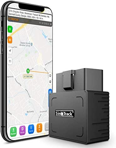SinoTrack ST 902 GPS Tracker for Vehicles Real Time Mini OBD Car GPS Vehicle Tracking Device product image