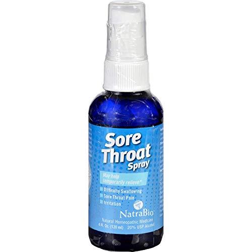 Natra-Bio Sore Throat Spray