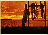 CHENJIN Hochwertige Leinwand Poster Forrest Gump Tom Hanks