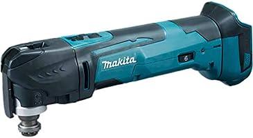 Makita DTM51Z Accu-Multifunctioneel Gereedschap (Zonder Accu/Oplader, 390 W, 18 V), Blauw