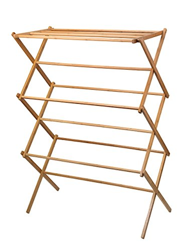 Product Image of the Home-it Bamboo Clothes Drying Rack