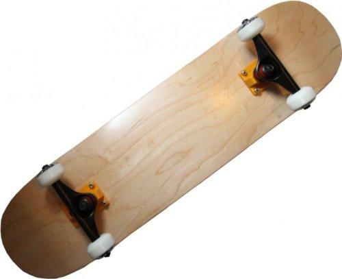Skateboard in legno completo di progettazione della scheda di fascia alta Assali rischio professionali e Ruote Cuscinett