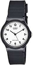 Casio Men's Quartz Resin Casual Watch, Color:Black (Model: MQ24-7B)