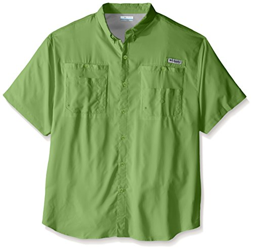 Columbia Sportswear Big Tamiami II Camisa de Manga Corta para Hombre, Hombre, Color Spring, tamaño 4X