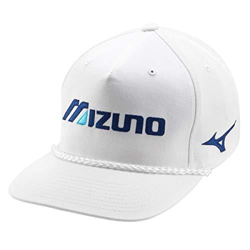 Mizuno Retro Cap Casquette De Baseball, Blanc (Blanco 01),...