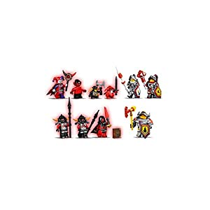 Amazon.co.jp - レゴ ネックスナイツ 悪のメガマグマ神殿 70323