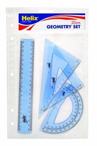 Helix Set Geometria 20cm Q88100, Blu