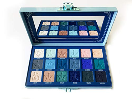 Jeffree Star Blue Blood Palette …