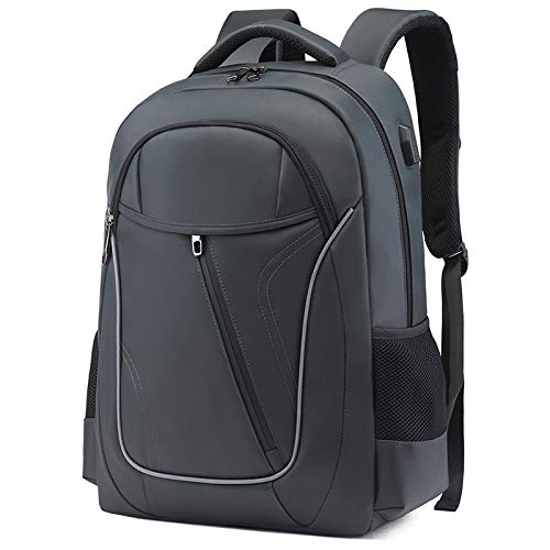 Fashionable and durable backpack laptop bag 17 Inch Laptop Backpack For Men Water Repellent Functional Rucksack With Usb