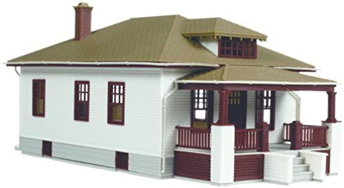 Atlas HO Scale Barb's Bungalow Kit by Atlas
