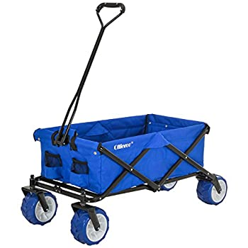 10 Best Beach Wagons Cart Reviews in 2021 6