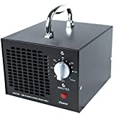 5000mg/h Commercial/Household Ozone Generator Air Ionizers Deodorizer for Room/Smoke Cars and Pets Sterilization
