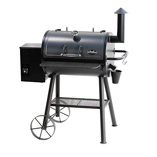 BIG HORN OUTDOORS Pellet Grill and Smoker, 700 Sq. in. Cooking Area...