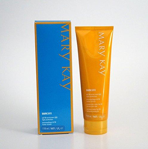 Mary Kay Sonnenpflege Sonnencreme Lsf 50 hoher Schutz Sunscreen high protection 118 ml spf 50 MHD 2022/23