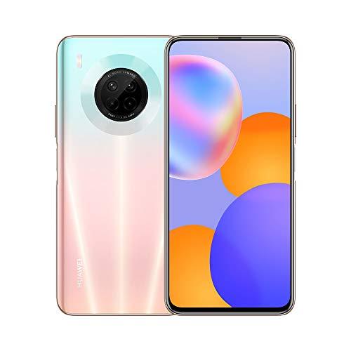 HUAWEI Y9a - Smartphone 6.63' TFT, Quad Cámara de 64 MP, 6GB RAM + 128GB ROM, EMUI 10.1.1, Color Sakura Pink