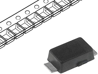 20x SB2100-DIO Diode Schottky rectifying 100V 2A DO15 single diode Ifsm SB2100