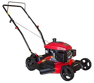 "Mower PowerSmart PS2194CR 21"" 2-in-1 170 cc Gas Push Lawn"
