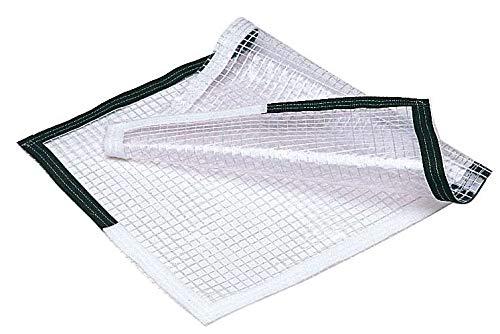 Isolerend tafelkleed, klittenbandsluiting, 0,5 x 0,9 m, klasse 0, IEC 61112