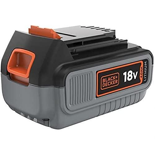 BLACK+DECKER BL4018-XJ - Batería de litio 18V 4.0Ah