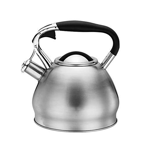 LCFF Bouilloire Domestique Sifflet Bouilloire Électrique En Acier Inoxydable Acier Inoxydable 304 Cuisine