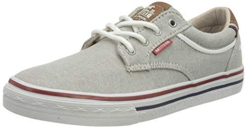 MUSTANG Damen 1354-305-22 Sneaker, Grau (Hellgrau 22), 40 EU