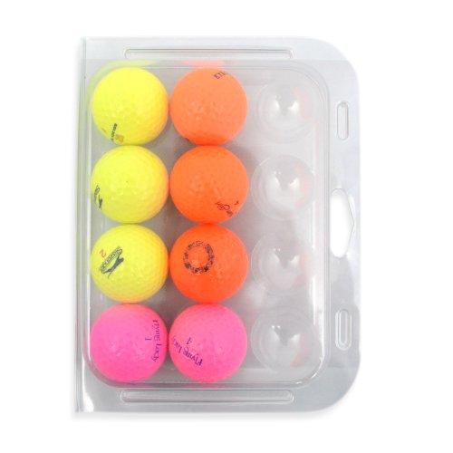 Bolas Golf Recuperadas Amarillas Marca Second Chance