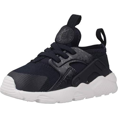 Nike Huarache Run Ultra (TD), Zapatillas de Atletismo Niño, Multicolor (Obsidian/Obsidian/White 412), 25 EU