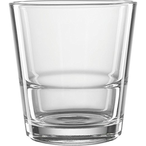 Leonardo Event Verre à Whisky, Verre Whisky, Verre Transparent, Verre, 18 cl, 10699