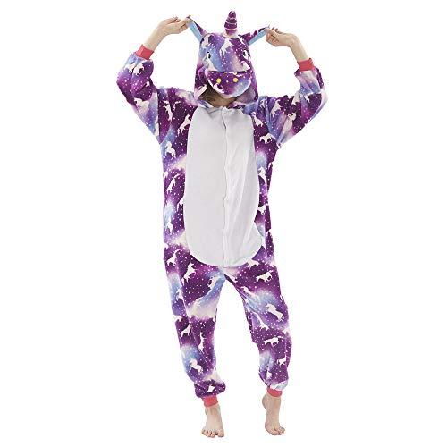 Disfraz de Pijama para Adultos de Halloween para Adultos y Adolescentes
