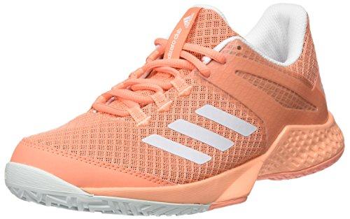 adidas adidas Damen Adizero Club Fitnessschuhe, Orange (Cortiz/Ftwbla/Tinazu 000), 38 2/3 EU