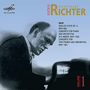 Sviatoslav Richter Edition, Vol. 1