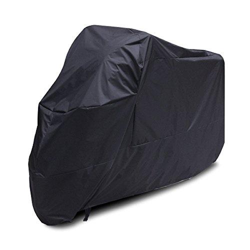 Lona para motocicleta impermeable de Oyedens, antipolvo, a prueba de los rayos UV, transpirable, para exteriores, con bolsa para el transporte.