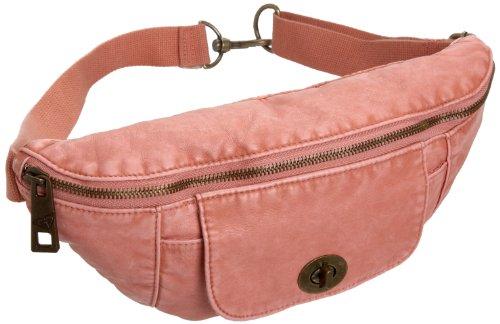 Roxy Women's Trap Door Hip Bag,Coral,One Size