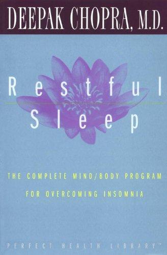 『Restful Sleep』のカバーアート