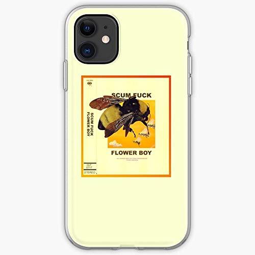 Compatible con iPhone 12/11 Pro MAX 12 Mini SE X/XS MAX XR 8 7 6 6s Plus Funda Hip The Rap Flowers Creator ODD Future RNB Earl Frank Ocean Tyler Boy Hop Cajas del Teléfono Cover