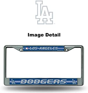 Best black dodgers license plate frame Reviews