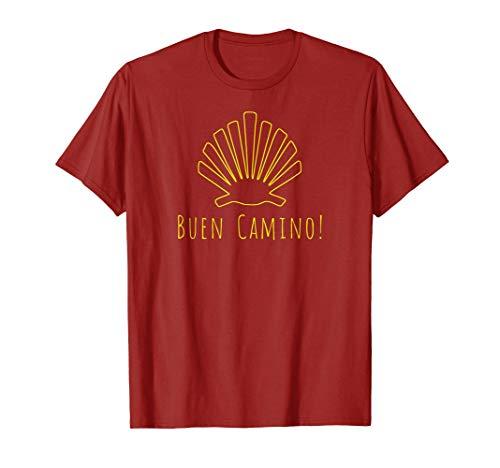 Camino de Santiago de Compostela Pilgrim Way of St. James T-Shirt