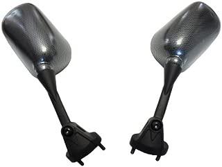 Kawasaki Carbon Mirrors Zx 6R Zx6R Zx6Rr Zx 6Rr 2005 2006 2007 2008 Ninja