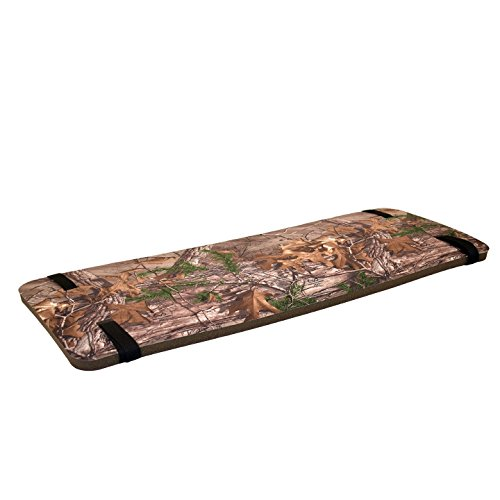 """Northeast Products Therm-A-SEAT Two Man Tree Stand Replacement Seat, Realtree Edge, 38"""" x 14"""" x 0.75"""""""