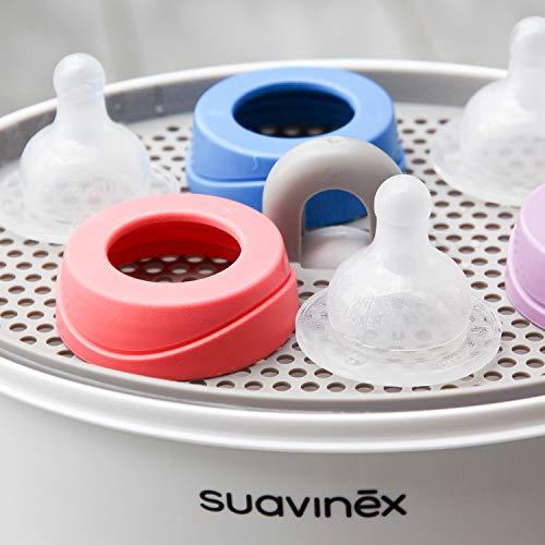 Suavinex - Esterilizador Eléctrico A Vapor 3En1 de...
