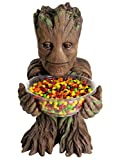 Rubie's Groot Candy Bowl Holder, H40 cm, Süßigkeitenspender, Marvel Universum, Superhelden Figur,...