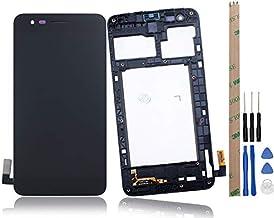 West Dragon Pantalla táctil LCD LG K4 2017, Pantalla de Repuesto Completa con Herramientas para LG K4 2017 M160 M150