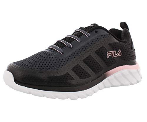 Fila Memory Diskize 2 Womens Shoes Size 9 Black/Pink