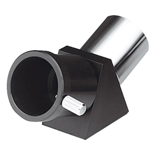 Meade Instruments 07217 No.928 45-Degree Erecting Image Diagonal Prism Telescope Eyepiece, 1.25-Inch (Black)