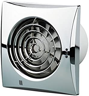 Ventilador Extractor Quiet cromo Edition – No s