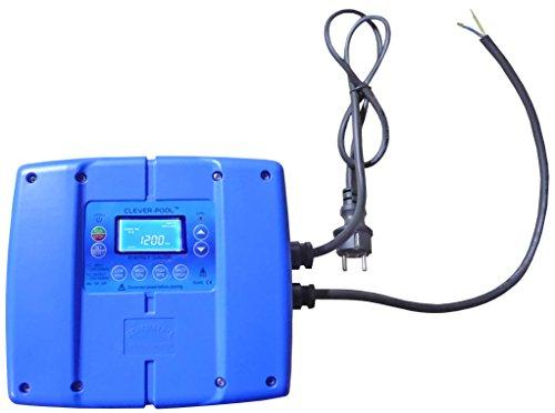 Clever Pool Energy Saver Frequenzumrichter für 230 V Pumpen bis 1,49 kW
